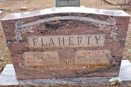 FLAHERTY, OTIS A - Columbia County, Arkansas   OTIS A FLAHERTY - Arkansas Gravestone Photos