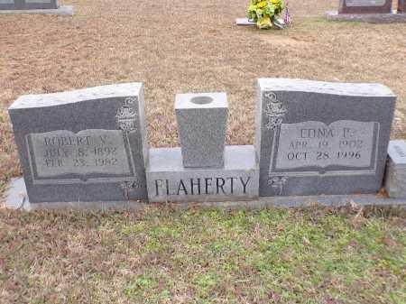FLAHERTY, EDNA P - Columbia County, Arkansas | EDNA P FLAHERTY - Arkansas Gravestone Photos