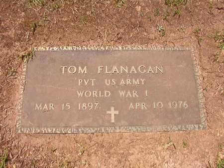 FLANAGAN (VETERAN WWI), TOM - Columbia County, Arkansas | TOM FLANAGAN (VETERAN WWI) - Arkansas Gravestone Photos