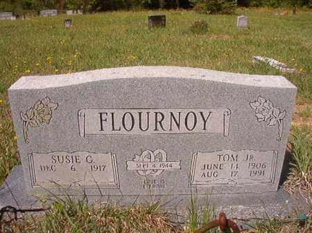 FLOURNOY, JR, TOM - Columbia County, Arkansas | TOM FLOURNOY, JR - Arkansas Gravestone Photos