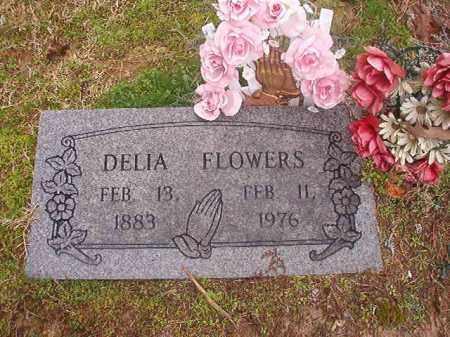 FLOWERS, DELIA - Columbia County, Arkansas   DELIA FLOWERS - Arkansas Gravestone Photos
