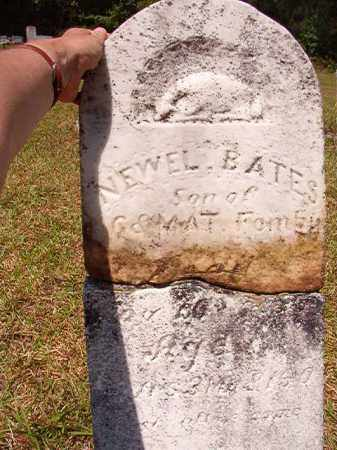 FOMBY, NEWEL BATES - Columbia County, Arkansas | NEWEL BATES FOMBY - Arkansas Gravestone Photos