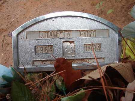 FORD, JUANITA - Columbia County, Arkansas | JUANITA FORD - Arkansas Gravestone Photos