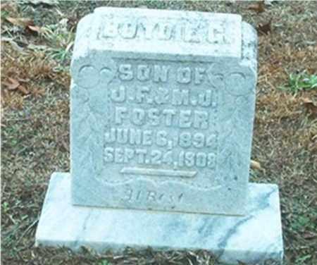 FOSTER, BOYDIE G. - Columbia County, Arkansas | BOYDIE G. FOSTER - Arkansas Gravestone Photos