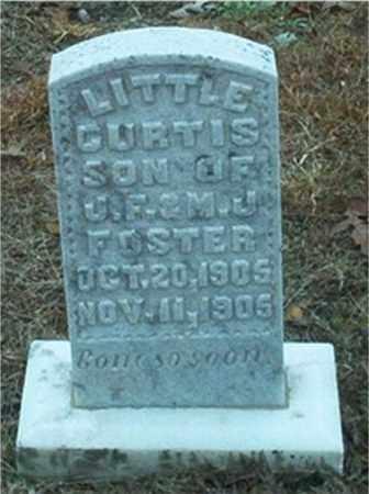 FOSTER, CURTIS - Columbia County, Arkansas | CURTIS FOSTER - Arkansas Gravestone Photos