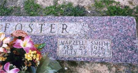 SMITH FOSTER, MARZELLE - Columbia County, Arkansas | MARZELLE SMITH FOSTER - Arkansas Gravestone Photos