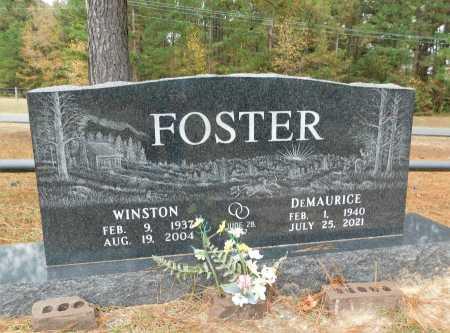 FOSTER, WINSTON - Columbia County, Arkansas   WINSTON FOSTER - Arkansas Gravestone Photos