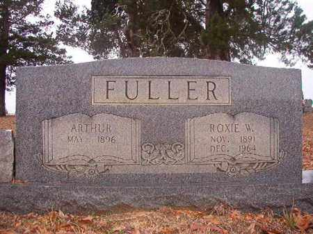 FULLER, ROXIE W - Columbia County, Arkansas | ROXIE W FULLER - Arkansas Gravestone Photos