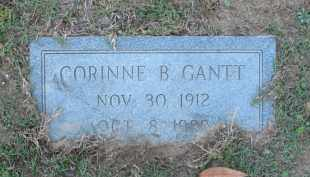GANTT, CORINNE B. - Columbia County, Arkansas | CORINNE B. GANTT - Arkansas Gravestone Photos