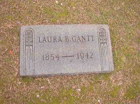 GANTT, LAURA B. - Columbia County, Arkansas | LAURA B. GANTT - Arkansas Gravestone Photos