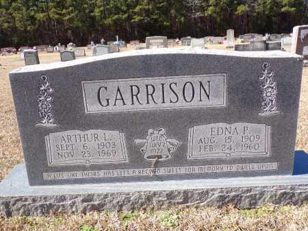 GARRISON, EDNA P - Columbia County, Arkansas | EDNA P GARRISON - Arkansas Gravestone Photos