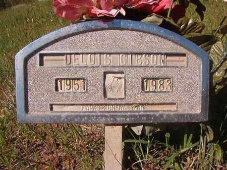GIBSON, DELOIS - Columbia County, Arkansas | DELOIS GIBSON - Arkansas Gravestone Photos