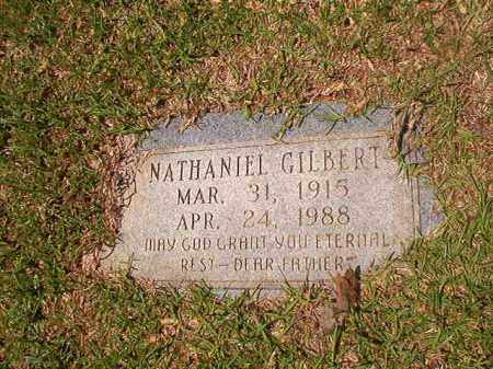 GILBERT, NATHANIEL - Columbia County, Arkansas | NATHANIEL GILBERT - Arkansas Gravestone Photos