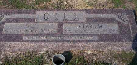 GILL, P.E. - Columbia County, Arkansas | P.E. GILL - Arkansas Gravestone Photos