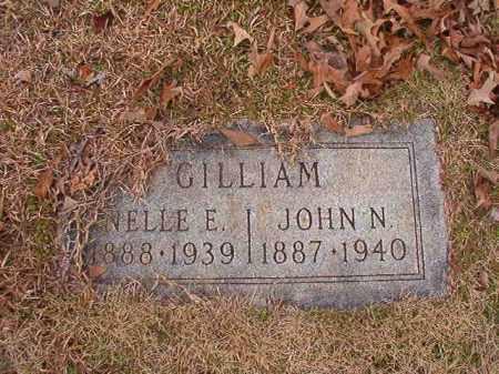 GILLIAM, JOHN N - Columbia County, Arkansas | JOHN N GILLIAM - Arkansas Gravestone Photos