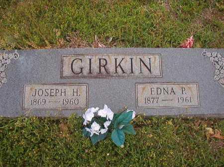 GIRKIN, EDNA P - Columbia County, Arkansas | EDNA P GIRKIN - Arkansas Gravestone Photos