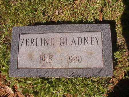GLADNEY, ZERLINE - Columbia County, Arkansas | ZERLINE GLADNEY - Arkansas Gravestone Photos