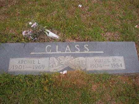 GLASS, VIRGIE M - Columbia County, Arkansas | VIRGIE M GLASS - Arkansas Gravestone Photos