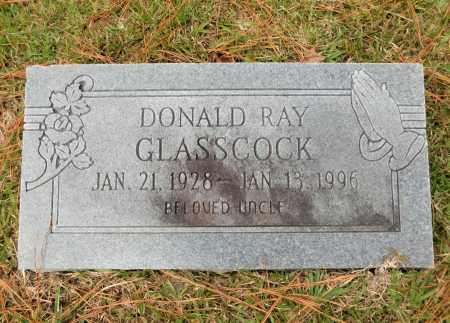 GLASSCOCK, DONALD RAY - Columbia County, Arkansas | DONALD RAY GLASSCOCK - Arkansas Gravestone Photos