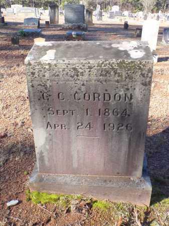 GORDON, C C - Columbia County, Arkansas | C C GORDON - Arkansas Gravestone Photos