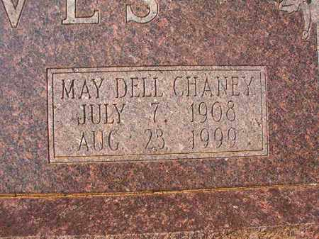 CHANEY GRAVES, MAY DELL - Columbia County, Arkansas | MAY DELL CHANEY GRAVES - Arkansas Gravestone Photos