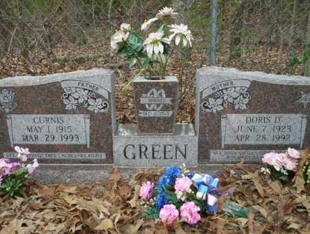 GREEN, DORIS D - Columbia County, Arkansas | DORIS D GREEN - Arkansas Gravestone Photos
