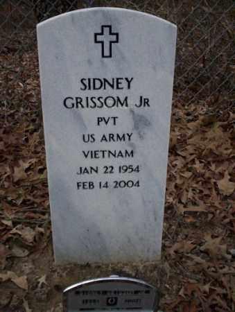 GRISSOM, JR (VETERAN VIET), SIDNEY - Columbia County, Arkansas | SIDNEY GRISSOM, JR (VETERAN VIET) - Arkansas Gravestone Photos