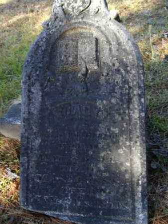 HANSON, GRACY - Columbia County, Arkansas   GRACY HANSON - Arkansas Gravestone Photos