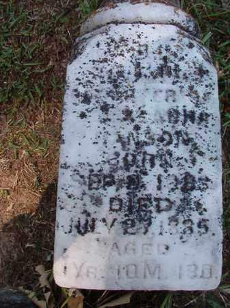 HANSON, NELLIE TILMON - Columbia County, Arkansas   NELLIE TILMON HANSON - Arkansas Gravestone Photos