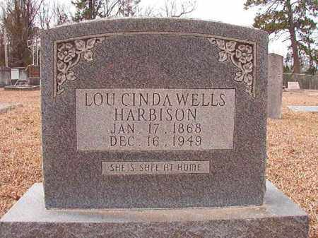 HARBISON, LOU CINDA - Columbia County, Arkansas | LOU CINDA HARBISON - Arkansas Gravestone Photos