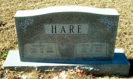 HARE, WINDELL C. - Columbia County, Arkansas | WINDELL C. HARE - Arkansas Gravestone Photos