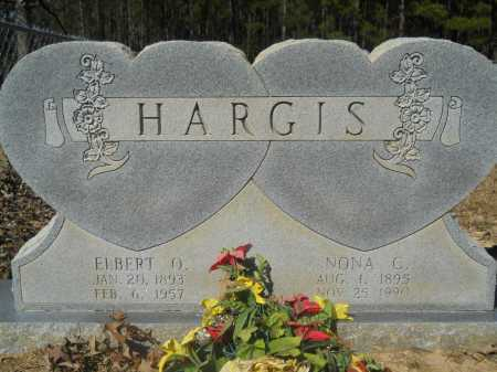 HARGIS, ELBERT O - Columbia County, Arkansas | ELBERT O HARGIS - Arkansas Gravestone Photos