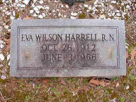 HARRELL, EVA - Columbia County, Arkansas | EVA HARRELL - Arkansas Gravestone Photos