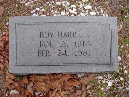 HARRELL, ROY - Columbia County, Arkansas | ROY HARRELL - Arkansas Gravestone Photos