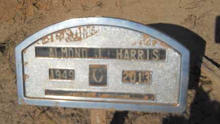 HARRIS, ALMOND J - Columbia County, Arkansas | ALMOND J HARRIS - Arkansas Gravestone Photos