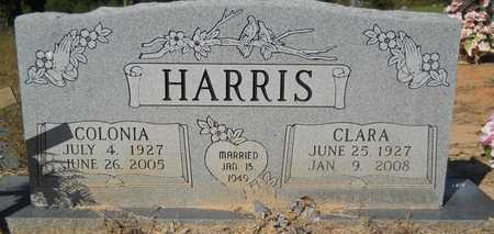 HILDRETH HARRIS, CLARA - Columbia County, Arkansas | CLARA HILDRETH HARRIS - Arkansas Gravestone Photos