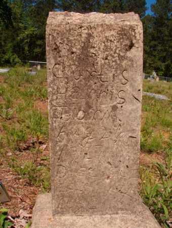 HARRIS, CURTIS - Columbia County, Arkansas | CURTIS HARRIS - Arkansas Gravestone Photos