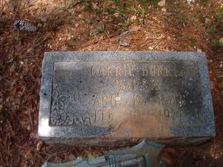 HARRIS, CARRIE - Columbia County, Arkansas | CARRIE HARRIS - Arkansas Gravestone Photos
