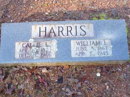 HARRIS, WILLIAM I - Columbia County, Arkansas | WILLIAM I HARRIS - Arkansas Gravestone Photos