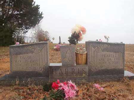 HARRIS, PEARLEE - Columbia County, Arkansas | PEARLEE HARRIS - Arkansas Gravestone Photos