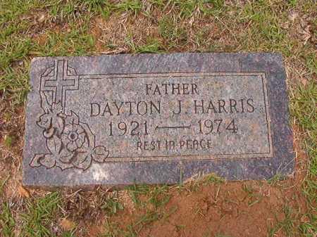 HARRIS, DAYTON J - Columbia County, Arkansas   DAYTON J HARRIS - Arkansas Gravestone Photos
