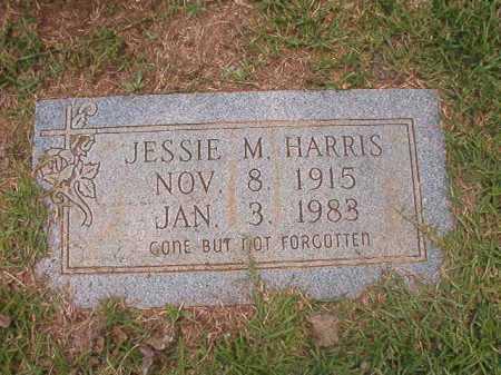 HARRIS, JESSIE M - Columbia County, Arkansas | JESSIE M HARRIS - Arkansas Gravestone Photos
