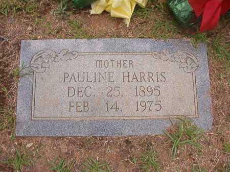 HARRIS, PAULINE - Columbia County, Arkansas | PAULINE HARRIS - Arkansas Gravestone Photos