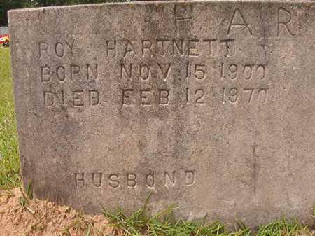 HARTNETT, ROY - Columbia County, Arkansas | ROY HARTNETT - Arkansas Gravestone Photos