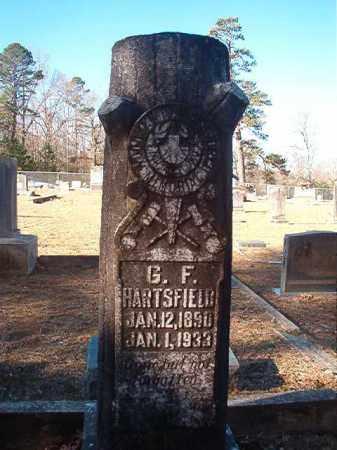 HARTSFIELD, G F - Columbia County, Arkansas | G F HARTSFIELD - Arkansas Gravestone Photos
