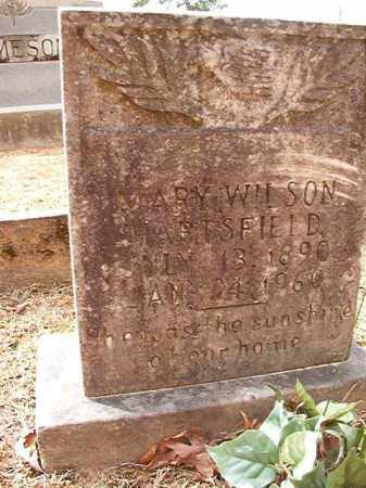 WILSON HARTSFIELD, MARY - Columbia County, Arkansas | MARY WILSON HARTSFIELD - Arkansas Gravestone Photos