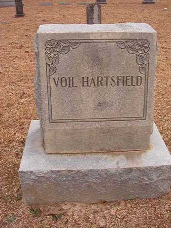 HARTSFIELD, VOIL - Columbia County, Arkansas | VOIL HARTSFIELD - Arkansas Gravestone Photos