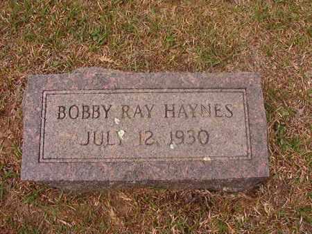 HAYNES, BOBBY RAY - Columbia County, Arkansas | BOBBY RAY HAYNES - Arkansas Gravestone Photos