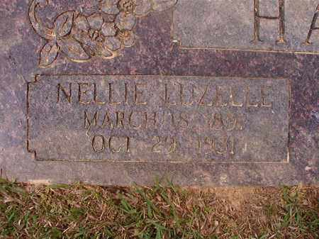 HAYNES, NELLIE LUZELLE - Columbia County, Arkansas | NELLIE LUZELLE HAYNES - Arkansas Gravestone Photos