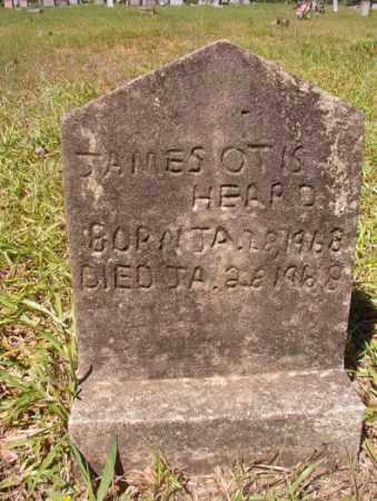 HEARD, JAMES OTIS - Columbia County, Arkansas | JAMES OTIS HEARD - Arkansas Gravestone Photos